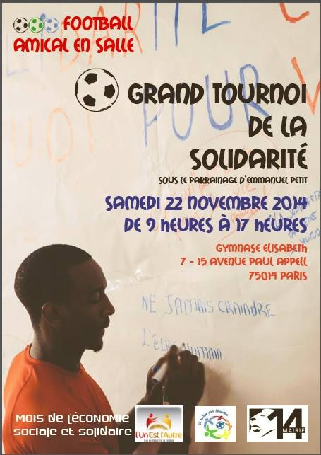 Grand tournoi solidarité