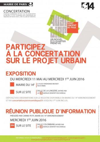 Exposition et réunion SVDP