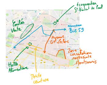 Projets Paris 14