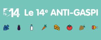 Logo 14 anti-gaspi
